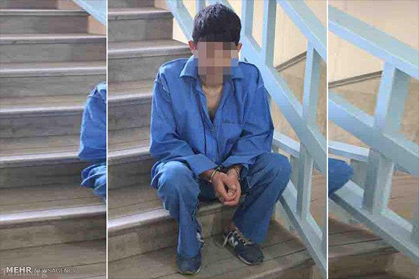 ماجرای زندگی مخفیانه قاتلی در تهران