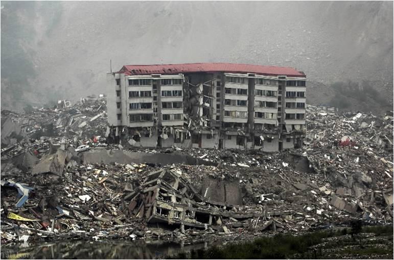در زمان زلزله چیکار کنیم ؟