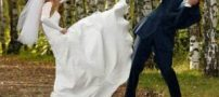کتک خوردن عروس از داماد در ترکیه (کلیپ)