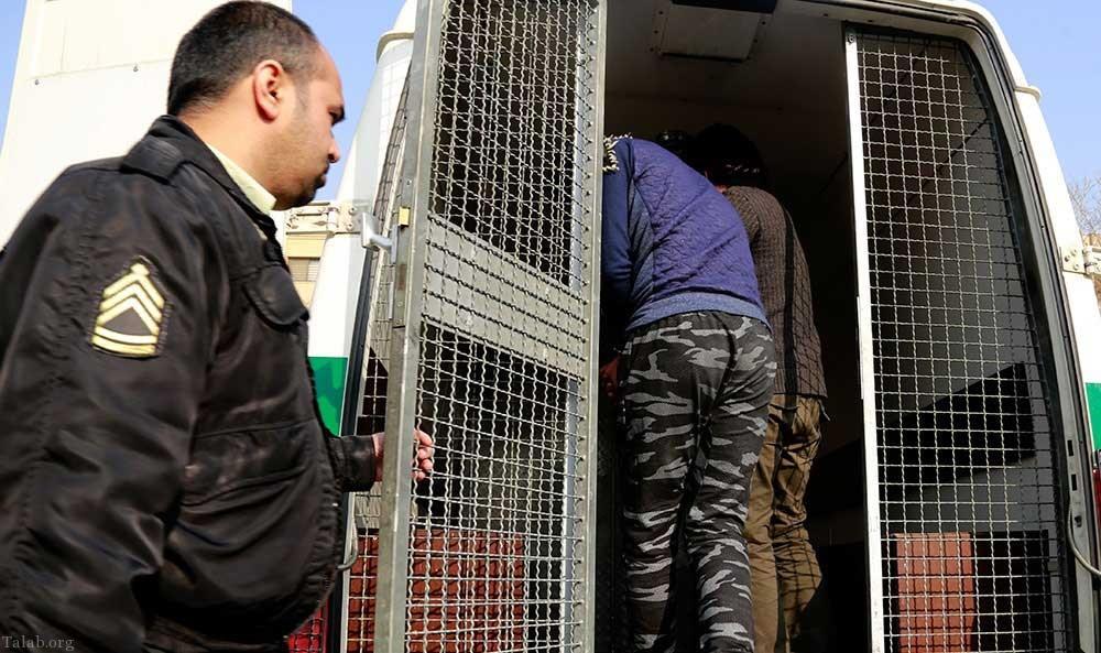شناسایی کامل از سارقان مسلح در تهران (عکس)