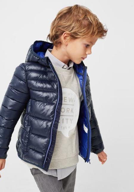 شیک ترین مدل های کاپشن و پالتو کودکان پسر در زمستان