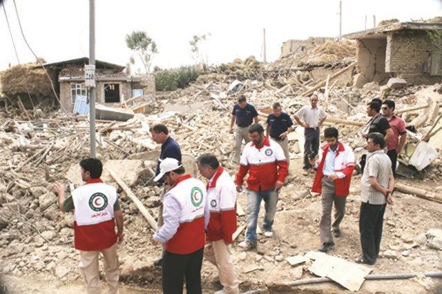 جزئیات کامل زلزله 7.3 ریشتری در کرمانشاه و سلیمانیه عراق