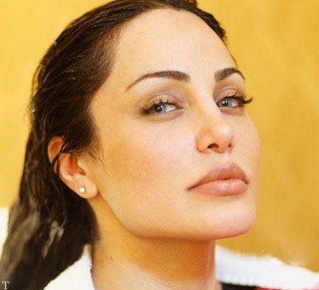 تصاویری جالب از آنجلینا جولی تقلبی به نام رامانا