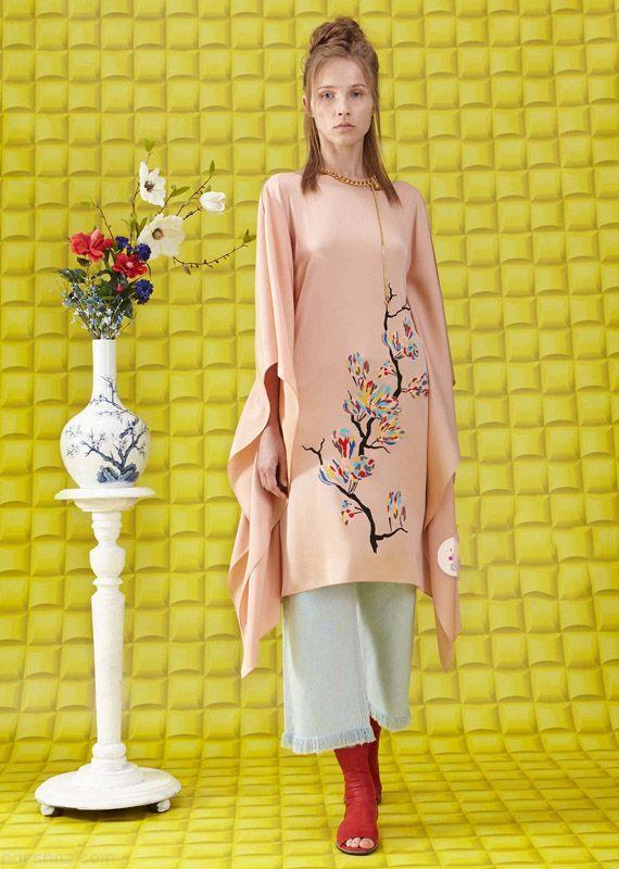 شیک ترین مدل لباس زنانه جدید در برند Vionnet