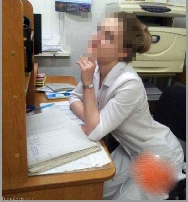 چالش عجیب پرستاران در فضای مجازی (عکس)