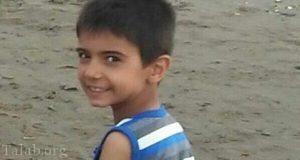 کودکی که 5 ماهه گمشده است (مژدگانی 500 میلیونی)