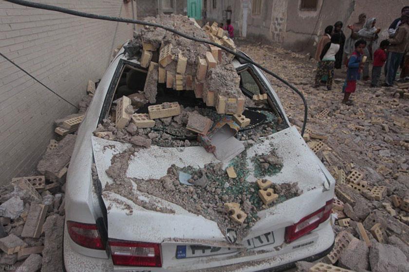هر ساعت به آمار قربانیان زلزله کرمانشاه اضافه تر میشود