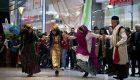 رقص زنان ایرانی در شهرهای مختلف ایران در مجالس
