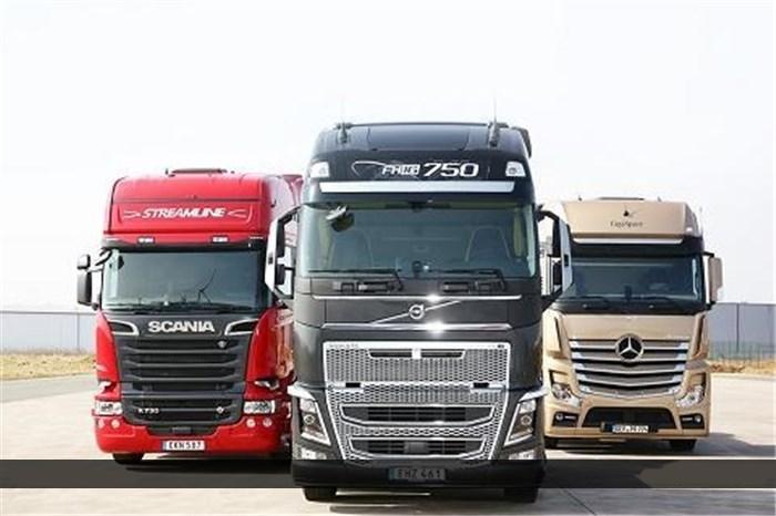 پرقدرت ترین کامیون ولوو در ایران (+مشخصات)