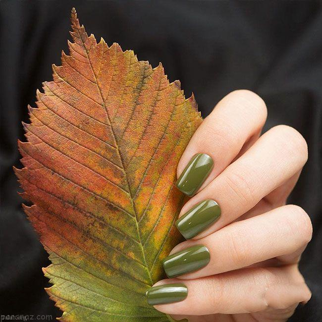 انواع لاک های زیبای ناخن ویژه فصل های پاییز و زمستان