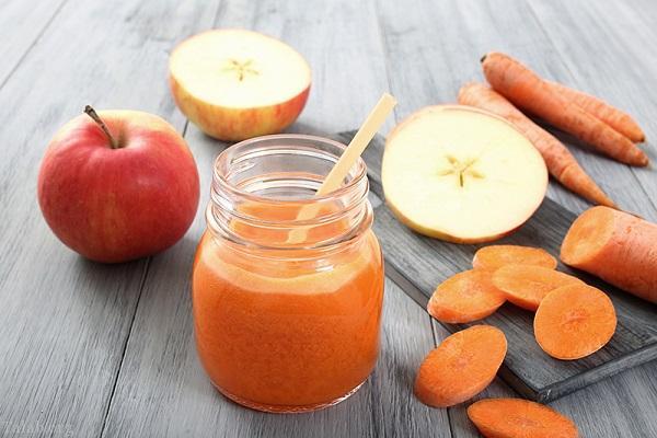 خواص باورنکردنی آب سیب و هویج فوق العاده عالی