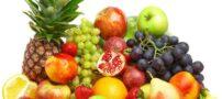 چند میوه ای که حتما باید با پوست میل شود