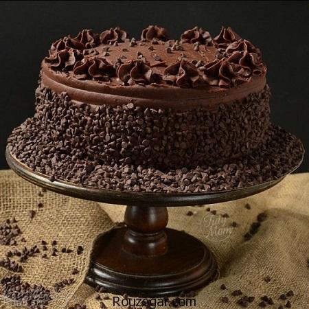 اموزش طرز تهیه کیک ملکه صبا