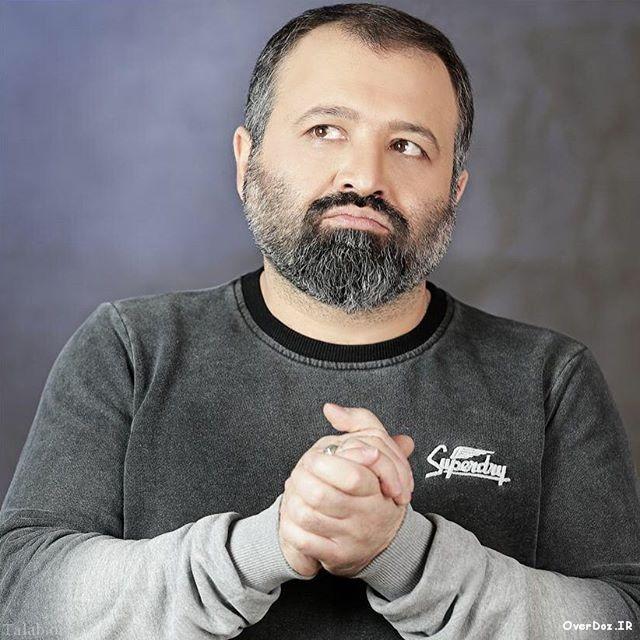 بازیگر معروف در بین الحرمین اربعین (عکس)