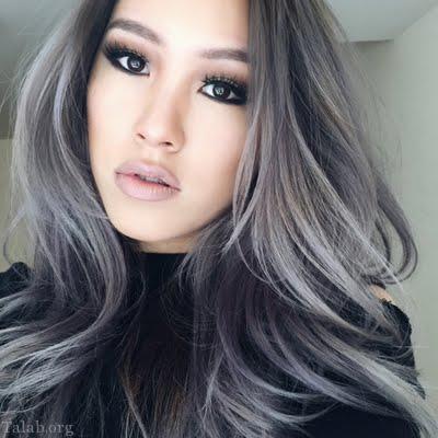 در زمستان از چه رنگ موهایی استفاده کنیم ؟