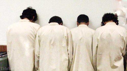 4 جیب بر معروفی که در تهران دستگیر شدند (عکس)