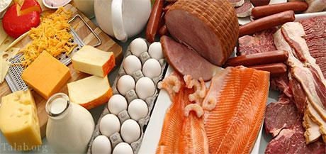معرفی چند خوراکی که بسیار پروتئین بالایی دارند