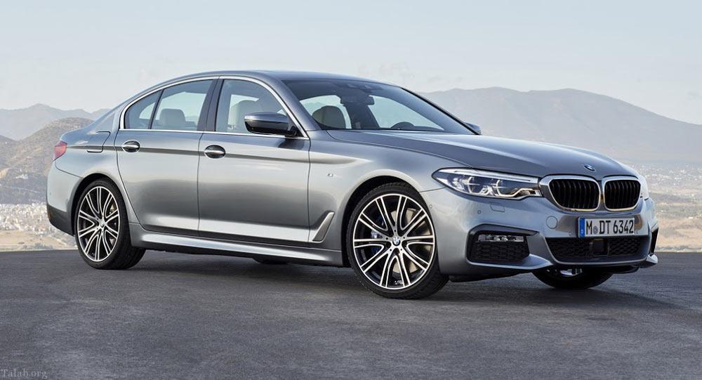 7 خودرو برتر اروپا در سال 2020