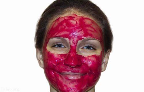 استفاده از ماسک لبو برای پوست در زمستان