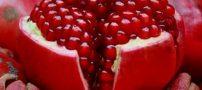 زیباسازی انارهای دانه شده به شکل گل لاله ویژه شب یلدا