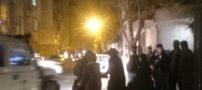 زلزله نیامده تهران قفل شد !+ فیلم