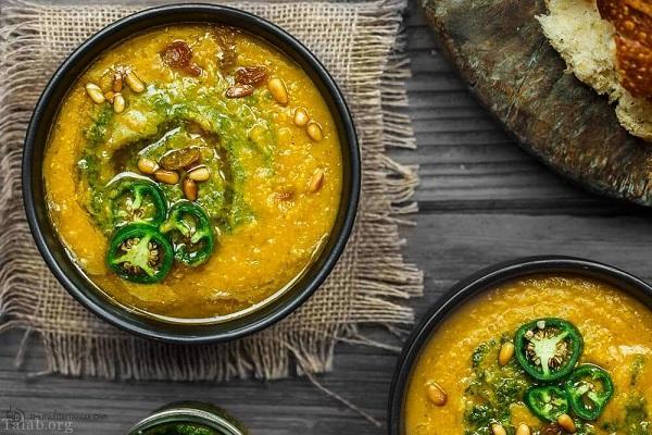 سوپ مفید برای مقابله با آنفولانزا و بیماری های قلبی