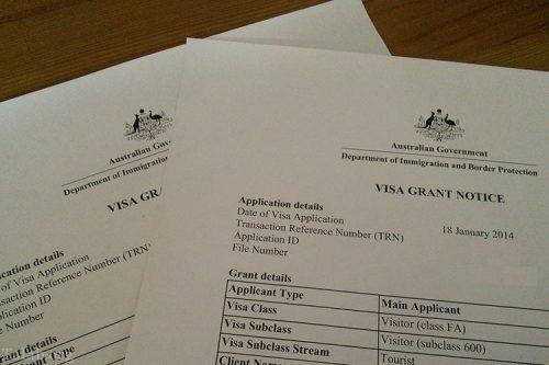 روش های کاربردی برای گرفتن ویزای استرالیا