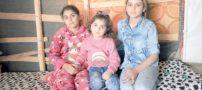 ماجرای وحشتناک سه خواهر اسیر داعش !