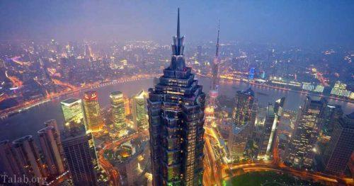 مکان های زیبا و توریستی شانگهای چین