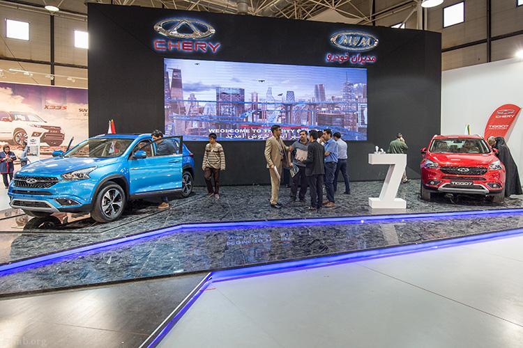 نگاهی به خودروهای چینی در بازار ایران