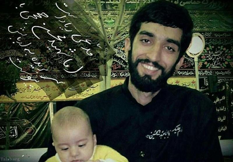 مصاحبه ی خواندنی با پدر شهید حججی