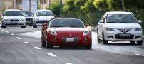 حضور گران قیمت ترین خودروهای جهان در تهران