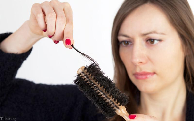 الگوهایی برای کمتر شدن ریزش مو شدید در آقایان و بانوان