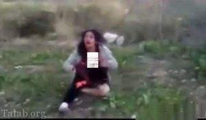 مردی که دختری را در باغ مورد تجاوز قرار داد (+18)