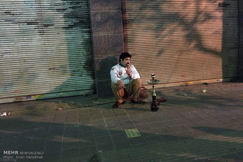عکس های طنز بعد زلزله تهران !