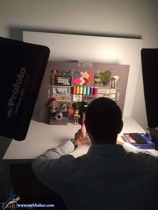تصاویری از انبار بزرگ شرکت دیجی کالا