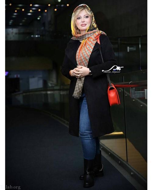 نیوشا ضیغمی به خبر بارداری خود را تایید کرد (+عکس)
