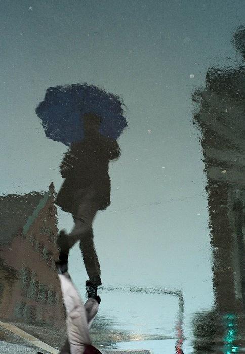 شعر در مورد پل عکس پروفایل بارانی زیبا و عاشقانه