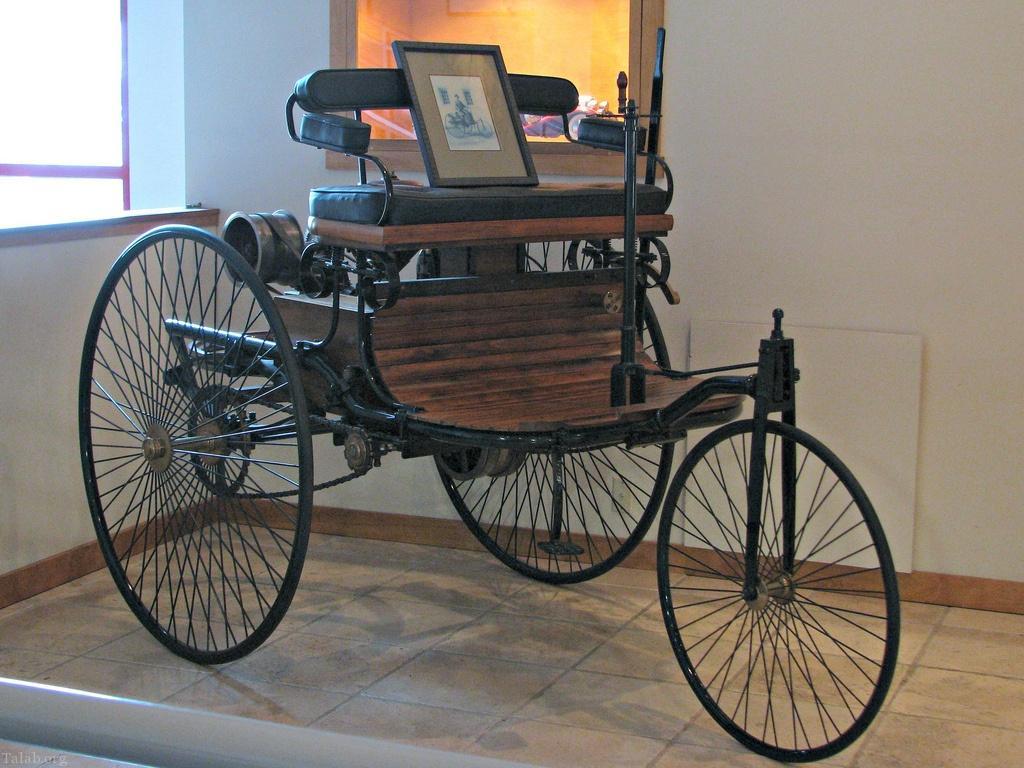 بهترین خودروهای قدیمی جهان (عکس)