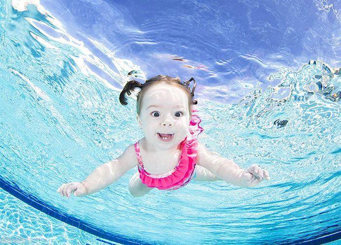 خاصیت ها و معایب های خواندنی در مورد شنا کردن زنان