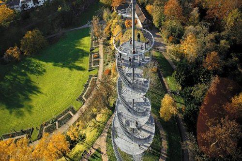 مکان های جذاب و توریستی اشتوتگارت آلمان