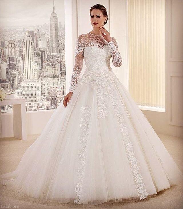 9 اصول برای رعایت بهترین لباس عروس