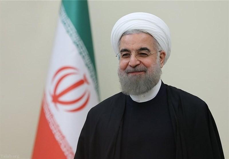 حسن روحانی به ایران بازگشت