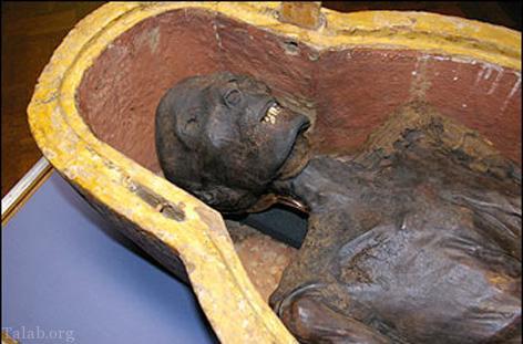 مرد شهوت ران که به یک مومیایی 3000 ساله تجاوز کرد (+تصویر)