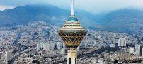 مردم تهران بعد زلزله در خیابان ها (+عکس)