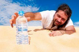روش هایی برای متوجه شدن کم آبی در بدنمان