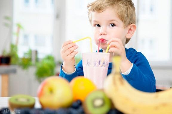 ایده های ناب برای علاقه مند کردن کودکان به سبزیجات