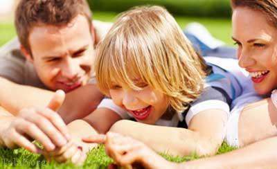 راهکارهایی برای روابط صمیمی والدین با فرزندانشان