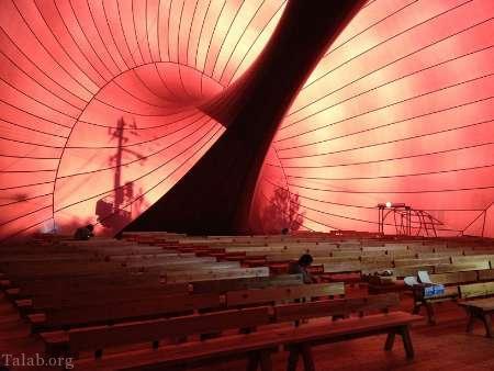 ساخت نخستین سالن بادی در جهان (+تصاویر)