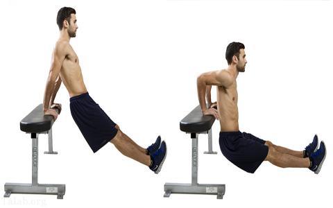 رابطه ی قوی شدن عضلات و کاهش وزن